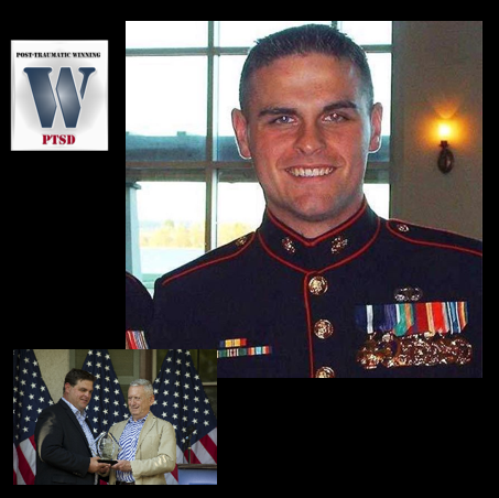 POST-TRAUMATIC WINNING:  37 minutes of trauma, courage & wisdom from SSgt Jeremiah Workman, USMC (ret)