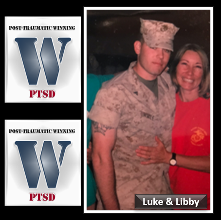 A MOTHER'S VIEW OF HER SON'S PTSD STRUGGLE:  Libby Wikle