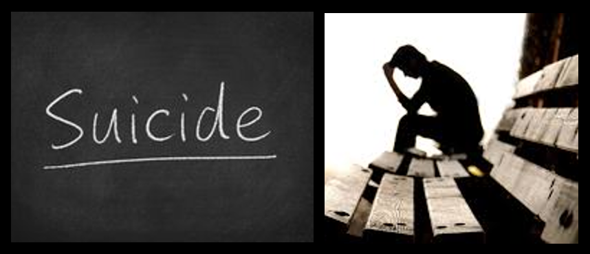MIKE & MIKE:  the good, the bad and the ugly of how suicidal ideations are treated by institutions