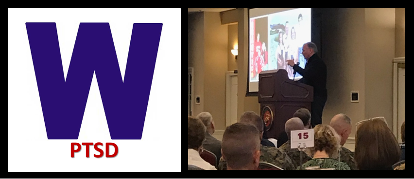 THOUGHTS ON PRESENTING 'POST-TRAUMATIC WINNING' AT THE USMC GENERAL OFFICER SYMPOSIUM:  Mac