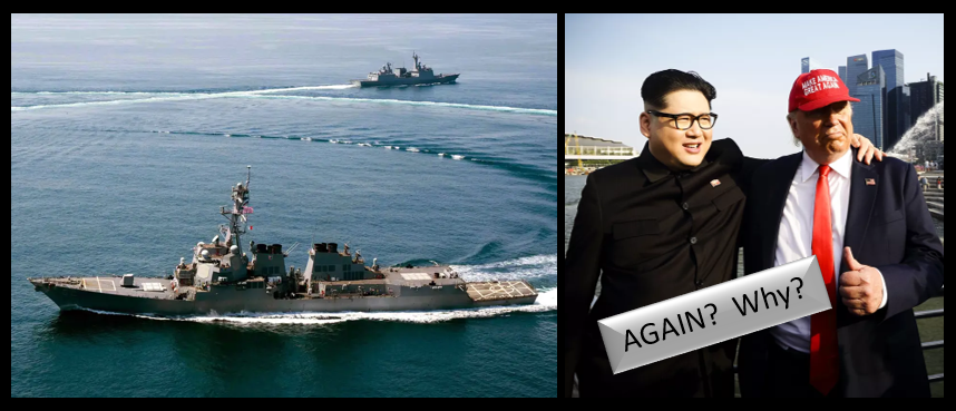 COMBINED US-UK PATROLS OF THE SOUTH CHINA SEA & A NEW SUMMIT WITH NOKO:  Grant Newsham