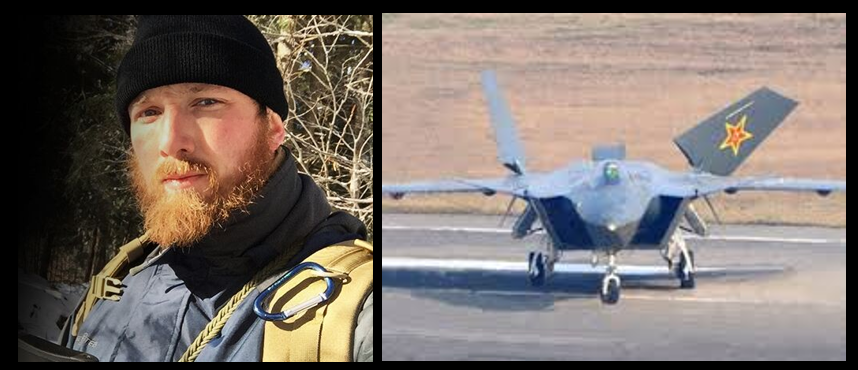 CHINA & RUSSIA ARE FAR BEHIND THE U.S. ON STEALTH, WHY DOES THE MEDIA LIE:  Alex Hollings — writing star of Fightersweep & NEWSREP