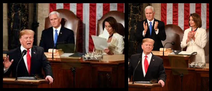 NEWS & COMMENTARY:  Surprise!!!  President Trump crushed his State of the Union speech — 76% approval rating!
