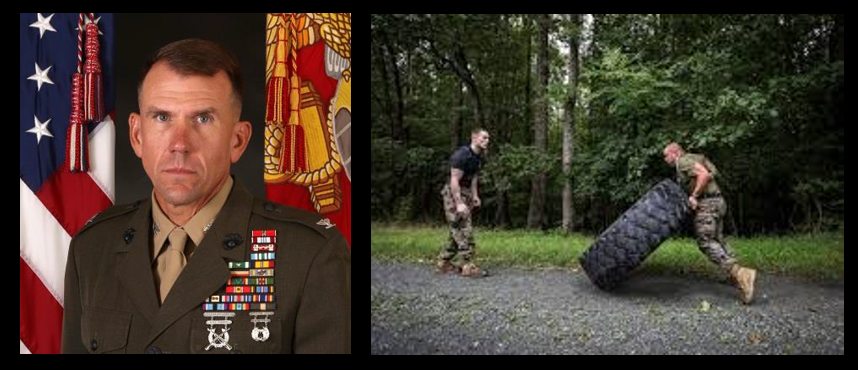 THE MARINE CORPS FORCE FITNESS INITIATIVE:  Col Steve Armes, USMC