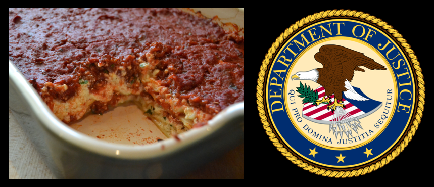 "MIKE & MIKE:  lasagna secrets & in 2018 the DOJ released a 9 year study on ""recidivism"" of 68,000 inmates — 83% reoffended"