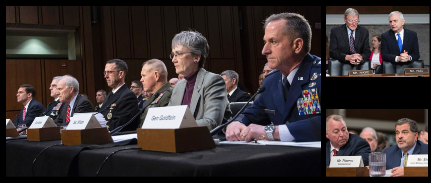 NEWS & COMMENTARY:  a great Battle Buddy weekend & thoughts on last week's Senate Armed Service Committee Hearing on Military Housing