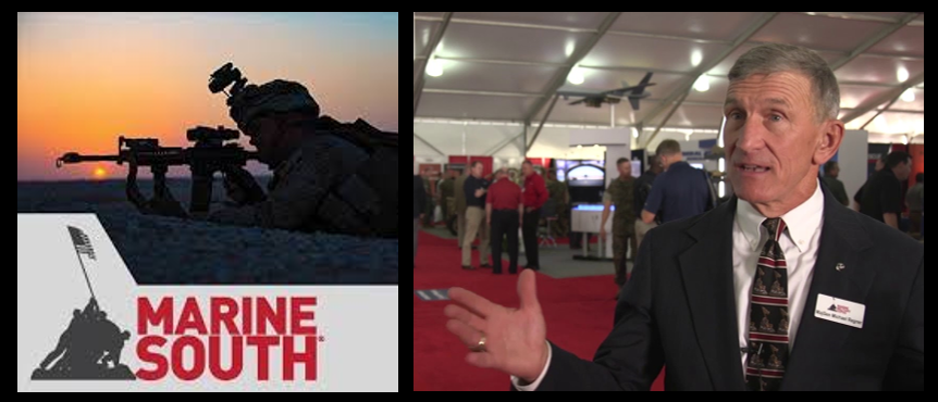 MARINE EXPO SOUTH IS COMING TO CAMP LEJEUNE APRIL 11-12:  MajGen Mike Regner, USMC (ret)