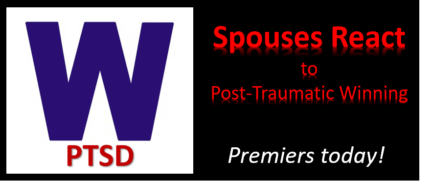 "NEWS & COMMENTARY:  a new feature premiers on AMR – ""Spouses React to Post-Traumatic Winning"""