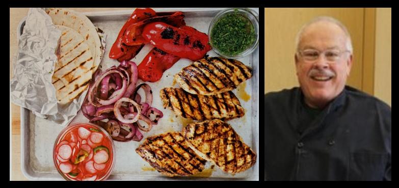 THE CHEF SEZ:  UN-forgettable Chicken Fajitas
