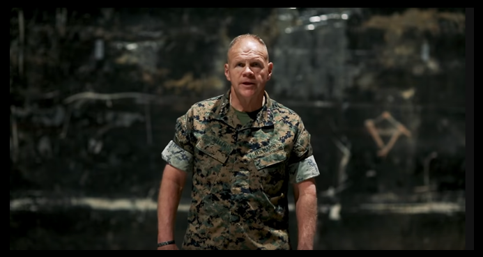 NEWS & COMMENTARY:  General Neller makes a very simple, direct statement to Marines about helping & getting help