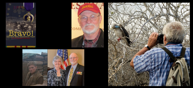 KEN RODGERS UPDATE:  a new documentary and a bird watching (??)