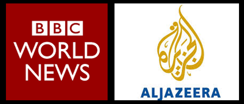 FOREIGN PERSPECTIVES: the BBC and Al Jazeera discuss Iran vs. the United States