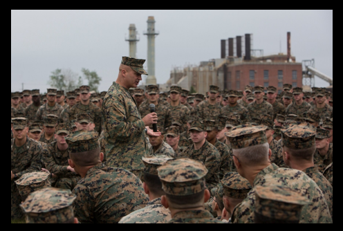 "DISCIPLINE NEWS, THE 2ND MARINE DIVISION & OPERATIONALIZING THE POWER OF ""POST-TRAUMATIC WINNING:""  MajGen Dave Furness"
