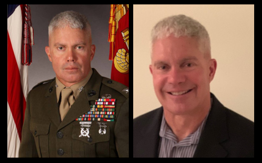 COL ANDREW MILBURN, USMC (ret) — PART 2:  Living with personal and professional trauma
