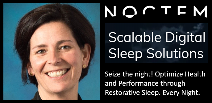 VETERAN INSOMNIA IS UP 652% SINCE 2003:  Dr. Anne Germain explains why, what works and what her company is doing about it