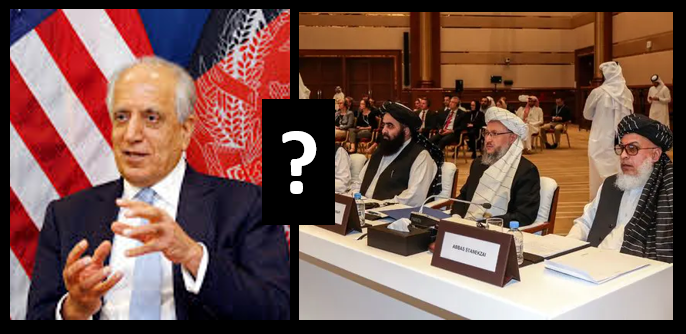 LYNCH & KENNEY (without Kenney):  Afghan peace talks without the Afghan Government & the Taliban telling Afghans not to vote.  WTF?
