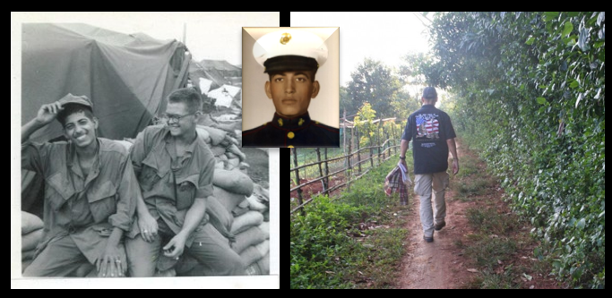 POST-TRAUMATIC WINNING:  Vietnam War Gold Star Son — Ronnie Reyes — helping others travel his journey to a better place