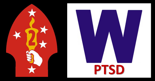 Hearing the stories of Marines saving lives, preventing destructive behavior… is Post-Traumatic Winning