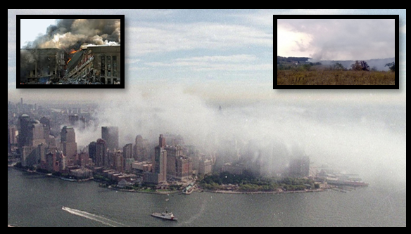 THAT'S MY COUNTRY — remembering the selfless courage of Americans as they came face to face with evil eighteen years ago