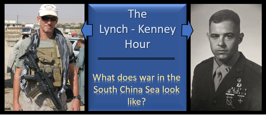 LYNCH & KENNEY:  what would war in the South China Sea look like?