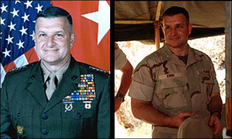 "THOUGHTS ON DISCIPLINE: ""Honor, Courage, Discipline"" – Gen Tony Zinni, USMC (ret) {special appearance by LtGen P.K. Van Riper, USMC (ret)}"