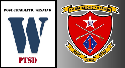 Post-Traumatic Winning heads the finest battalion in the Marine Corps — the 1st Battalion of the 5th Marine Regiment