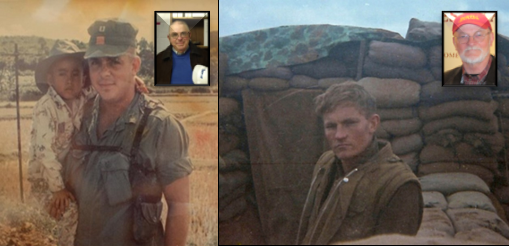 WEDNESDAY VIETNAM VET-TALK:  Bob Nilsson & Ken Rodgers