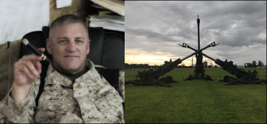 "COL MIKE MARLETTO, USMC (RET): fire support during the 1st MarDiv ""March Up"" & what all professions should know about artillery support"