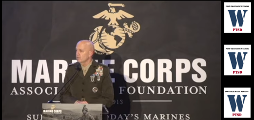 NEWS & COMMENTARY:  General Berger at the MCA&F Ground Dinner –&– Happy Thanksgiving… now go change someone's life!
