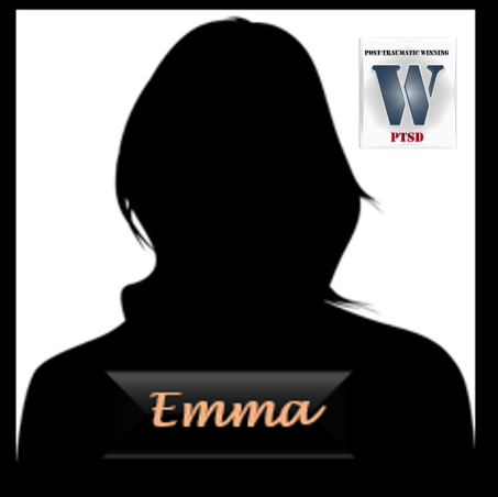 DOMESTIC VIOLENCE, ALCOHOLISM, A BROKE HOME, AN ABBREVIATED CHILDHOOD & SUICIDE:  meet Emma — a Post-Traumatic Winner