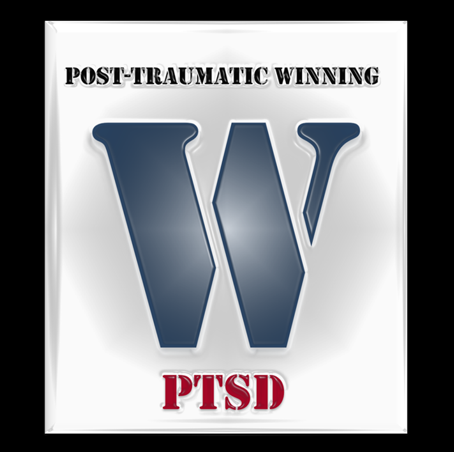 POST-TRAUMATIC WINNING:  Some audio and video cuts from the presentation