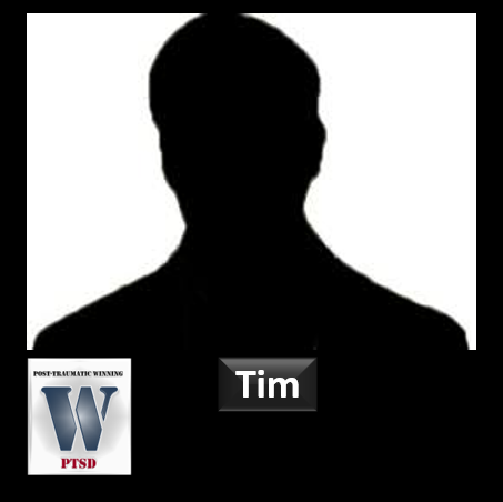 Tim was sexually assaulted three times in his life, he numbed himself for decades — Post-Traumatic Winning showed him a path  (Part 1)