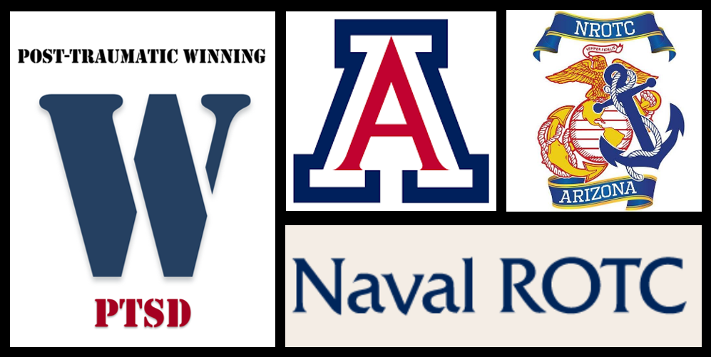NEWS & COMMENTARY: Day 2 of Post-Traumatic Winning with the UofA Wildcat NROTC awesome